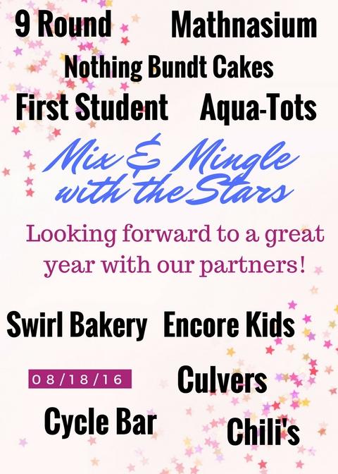 Meet & Minglewith the Stars (1)
